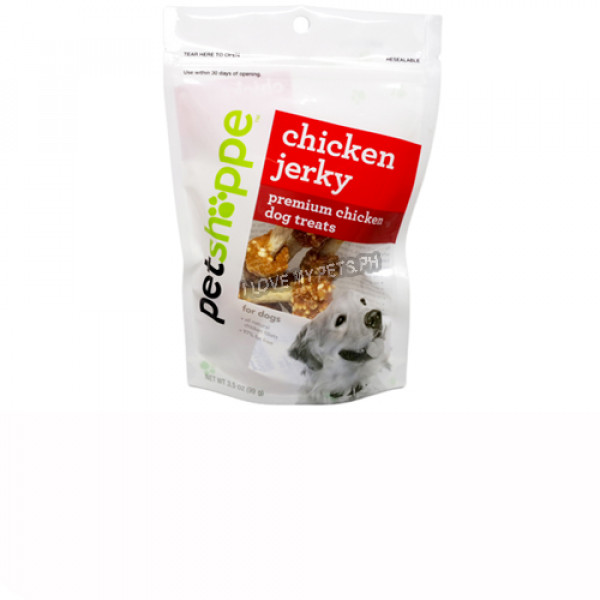 Petshoppe Chicken Meat Ball on Rawhide S...