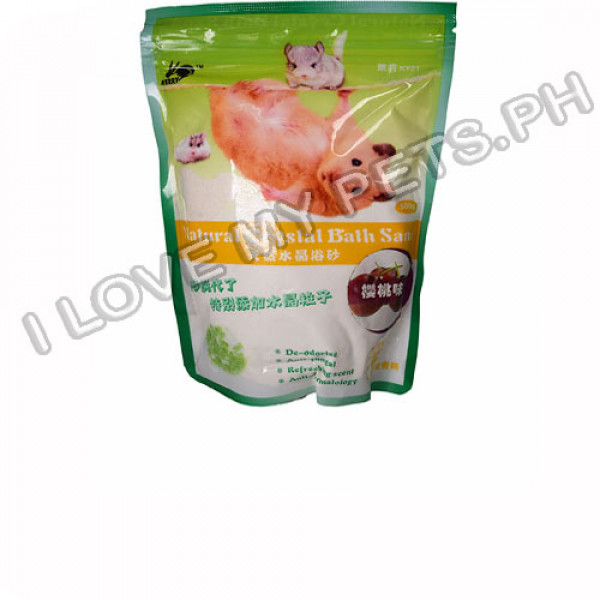 Kerry Bathing Sand, Cherry, 500 grams
