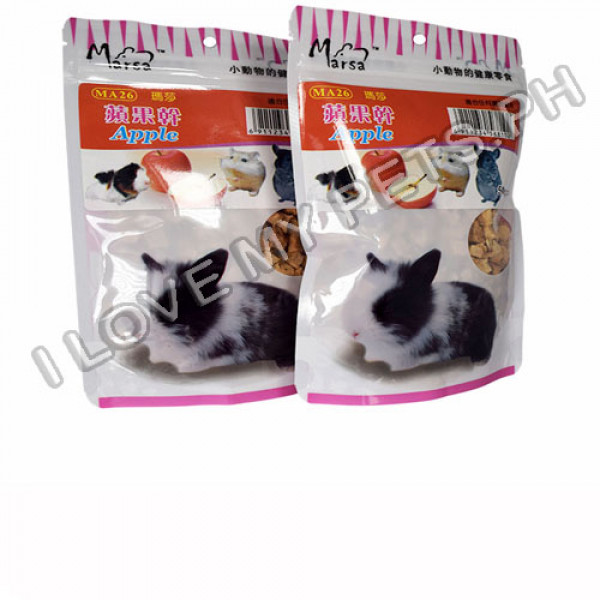 Marsa Dried Apple, Treats for small anim...
