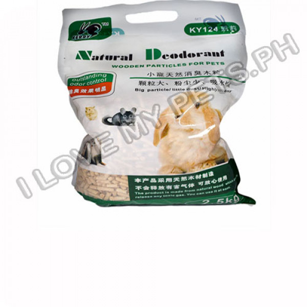 Kerry Wooden Pellet Bedding 2.5 kg