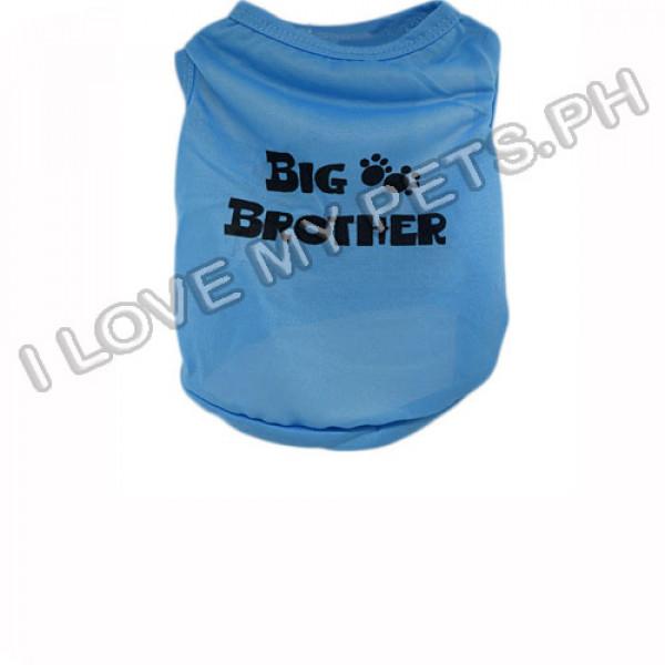 Big Brother - Polyester Shirt (Blue)