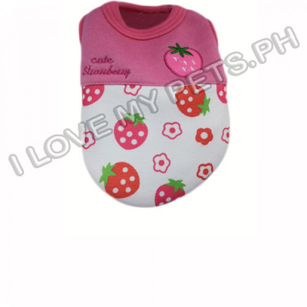 Abby Abby Cute Strawberry Shirt