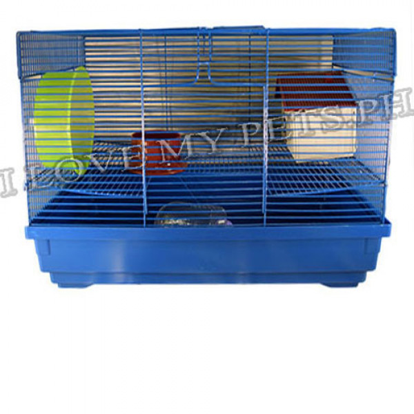 Bi level hamster house, complete accesso...