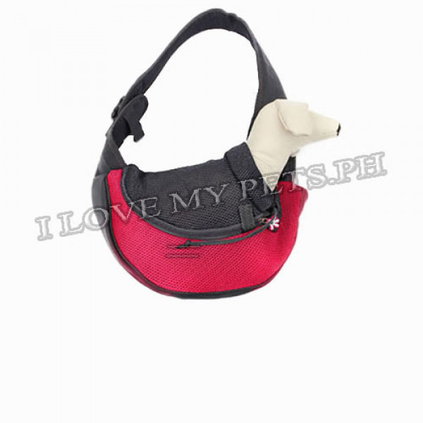 Pet carrier bag, portable travel sling s...
