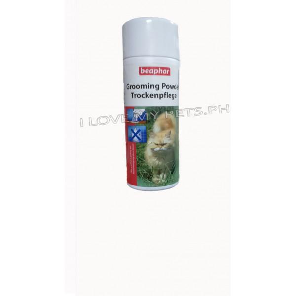Beaphar Cat Grooming Powder, 100 grams