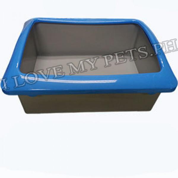 Cat tray cat litter box w/ scooper Large