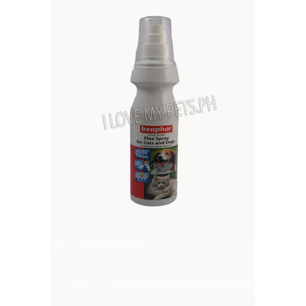 Beaphar Flea Spray for cats and Dogs 150...