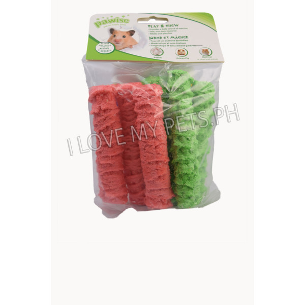 Pawise Hamster Treats, Rice Pop, Large
