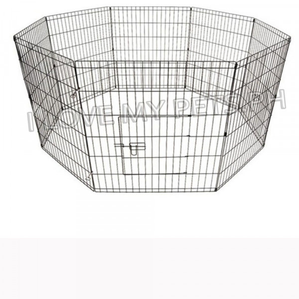 8 panel Exercise pen PL 2 (61cmX61cmX8) ...
