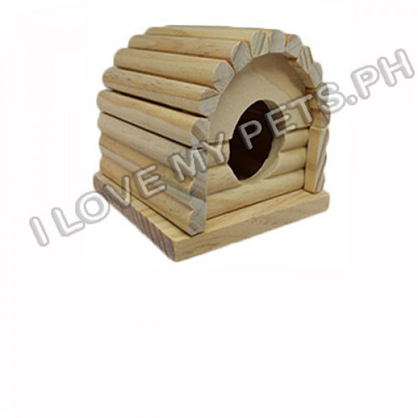 Carno Log House for Hamster