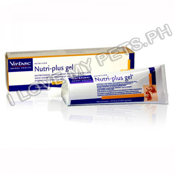 Virbac Nutrition Nutri-Plus Gel