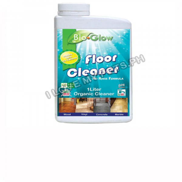 Bio-Glow Floor Cleaner Bottle 1L