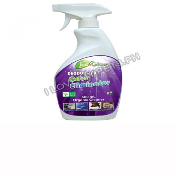 Bio-Glow Odor Eliminator Spray Bottle 50...