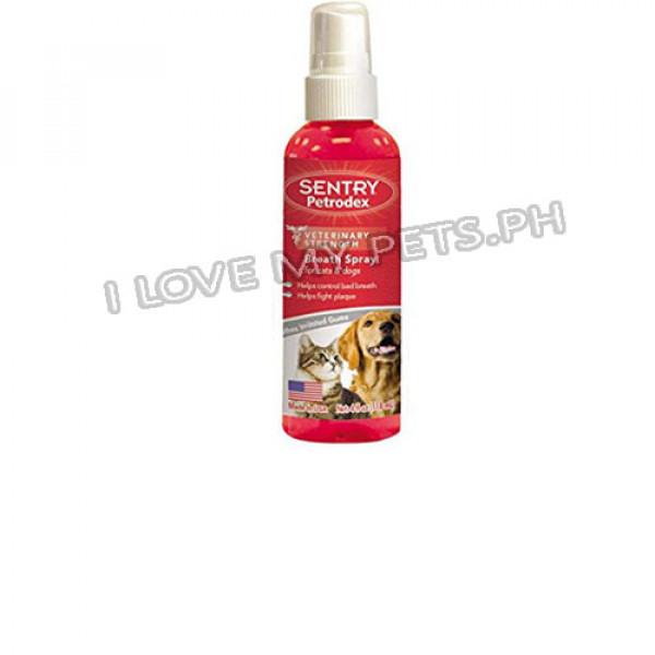 Sentry petrodex breath spray, 118ml, For...