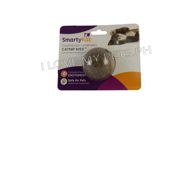 SmartyKat Compressed Catnip Ball Catnip ...