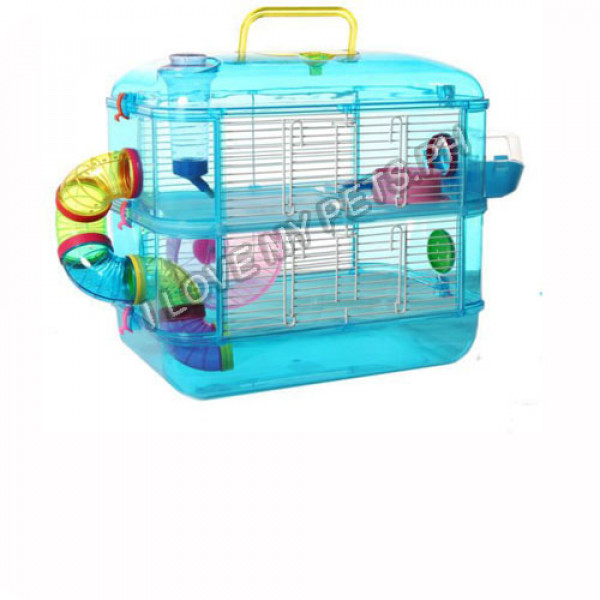 Hamster Cage, 2 level