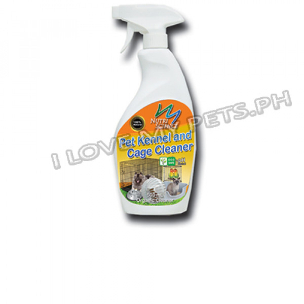 Nutriscience Pet Kennel and Cage Cleaner...