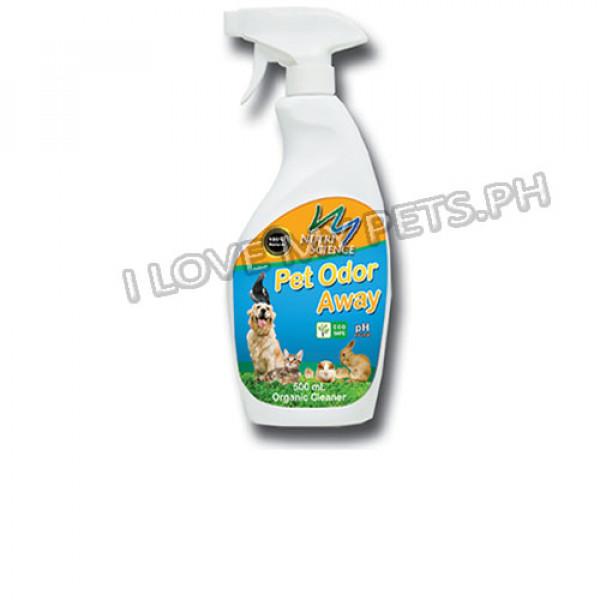 Nutriscience Pet Odor Away 500 mL