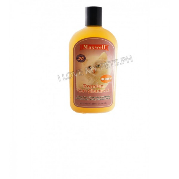 Maxwell Cat Oatmeal Shampoo 650 ml