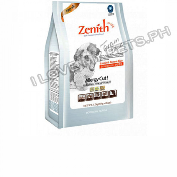 Zenith (Small Breed) 1.2kg