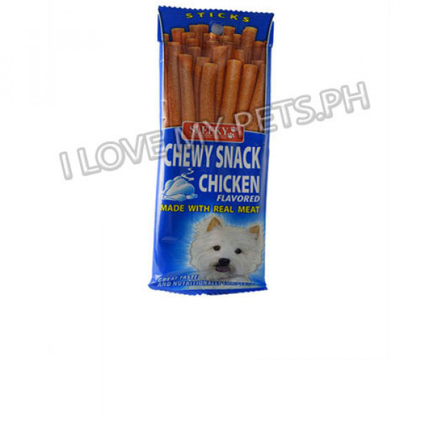 Sleeky Tasty Chews Sticks Chicken 50g