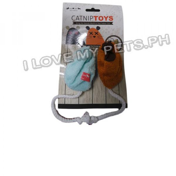 Catnip soft pouch 2's