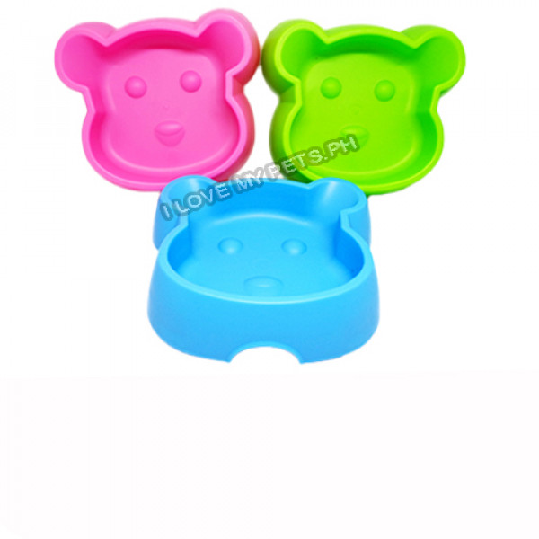 Cool Bear, Dog & Cat Plastic Food Wa...