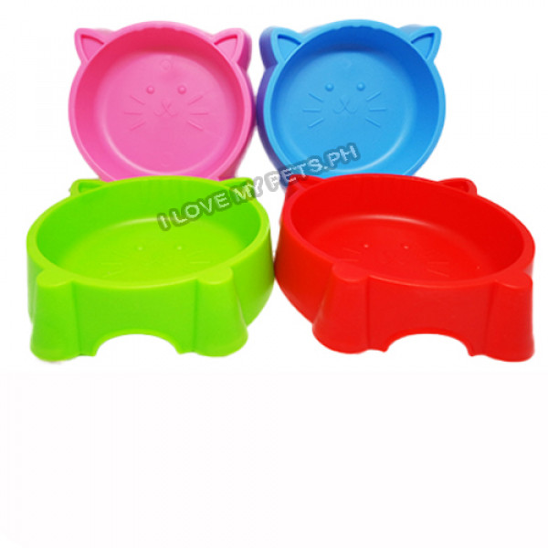 Cool Cat, Dog & Cat Plastic Food Wat...