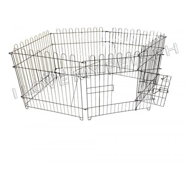 Pet Crates Fence,  6D-A1 (70cmx68.5cmx6)...