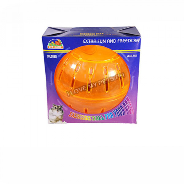 Pet House Brand Hamster Ball 10.5""