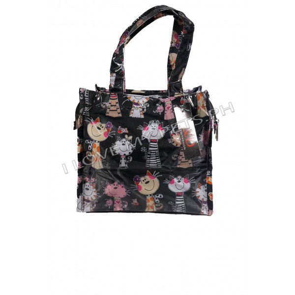Cat Design, All Purpose Bag Small