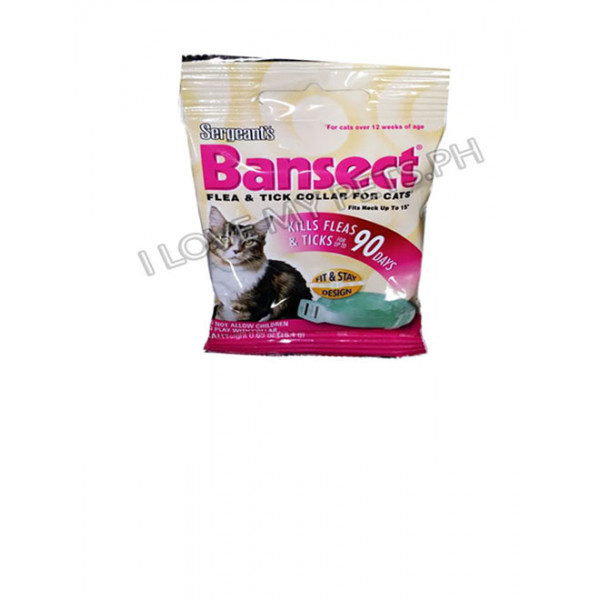 sergeant's bansect flea & tick colla...
