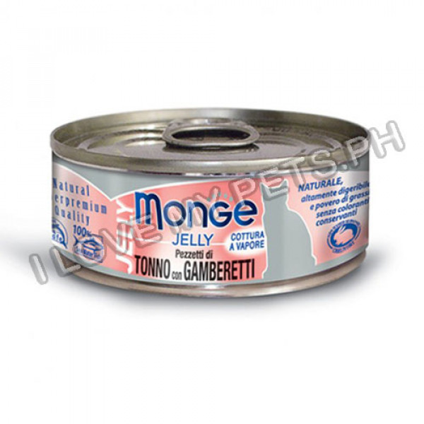 Monge Jelly Yellowfin Tuna with Shrimp 8...