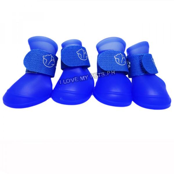 Silicone Rain Boots (Medium)
