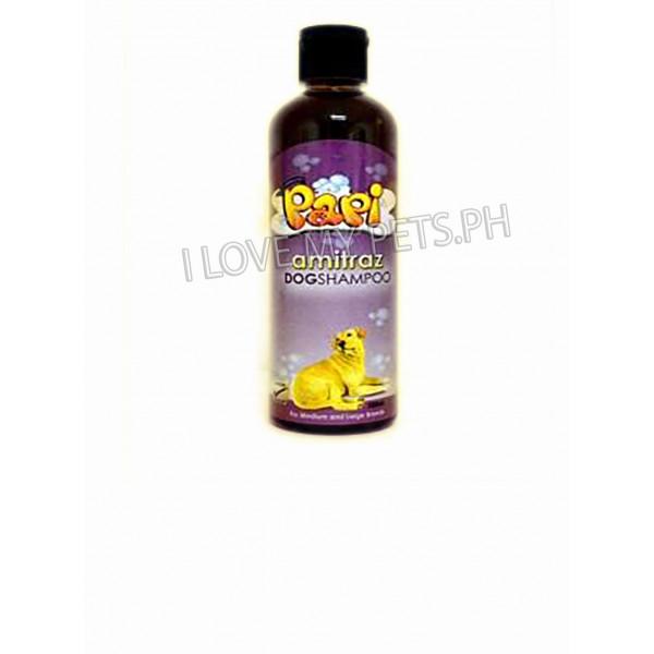 Papi Amitraz Anti Mange Shampoo 500 ml