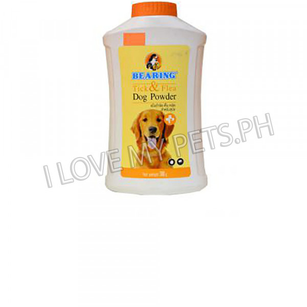 Bearing Powder Anti Flea & Tick powd...