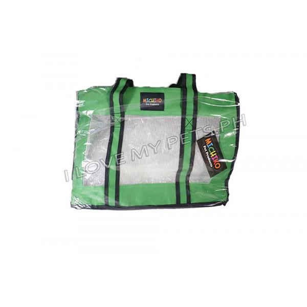 Michiko Tote Bag w/ Mesh (Large) 45x20x2...