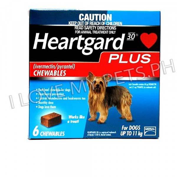 Heartgard (Small)