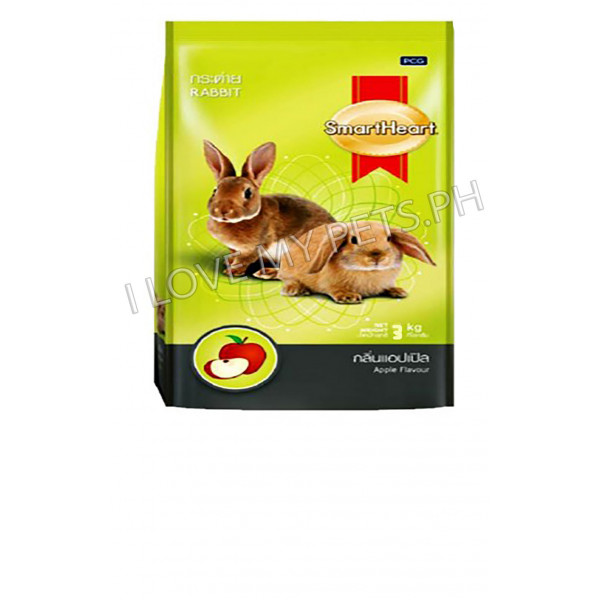 Smart Heart Rabbit Food Apple Flavour 3k...