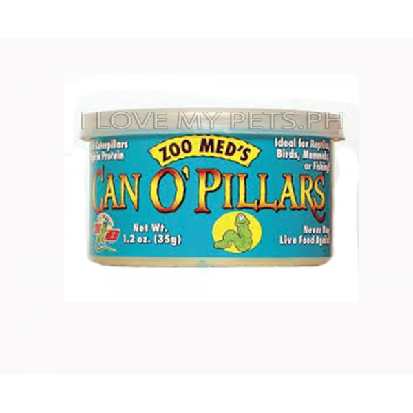 Zoomed Can o Pillars 1.2 OZ