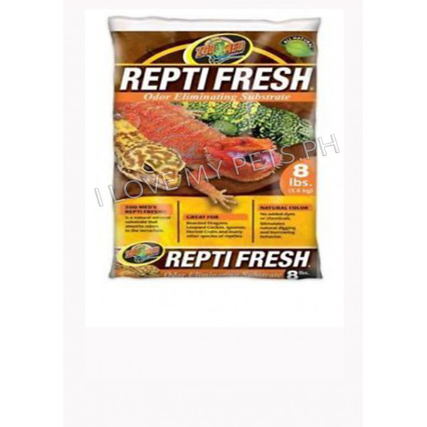 Zoomed repti fresh odor eliminating
