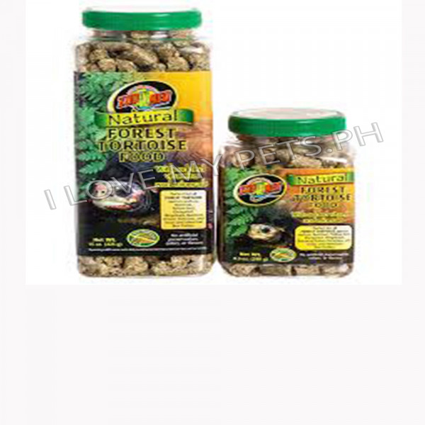 Zoomed Natural Forest Tortoise Food 15 o...
