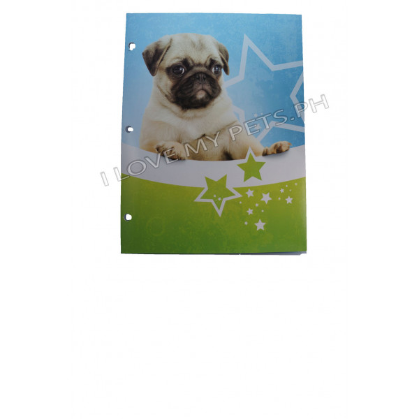 Folder, Assorted Dog Design 6's