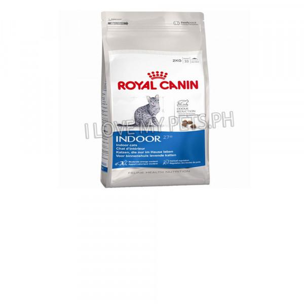 Royal canin feline indoor27 (2kilo)