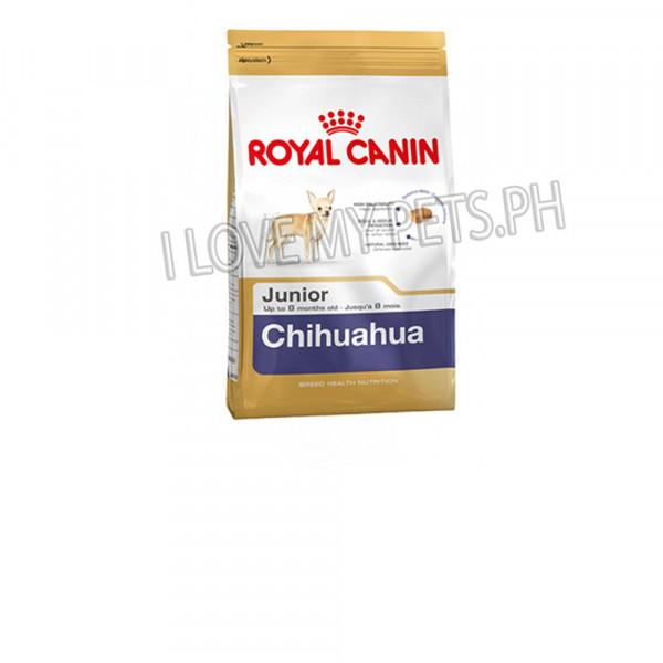 royal canin chihuahua jr 1.5 kilo